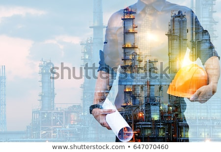 Industrial plant Stock photo © IS2