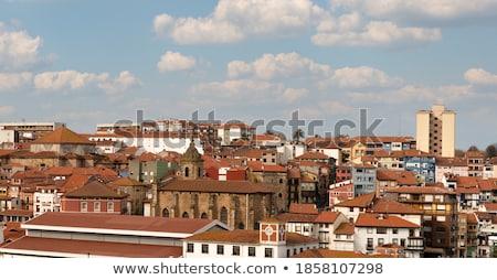 porta · san · juan · tenerife · cidade · espanhol · canárias - foto stock © lunamarina