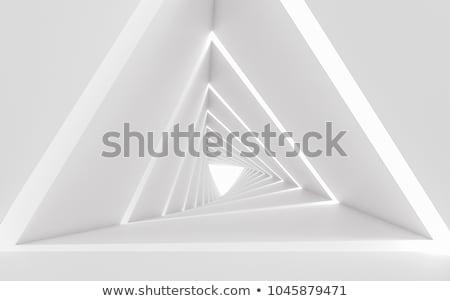 белый аннотация технологий Swirl строительство Сток-фото © Iaroslava
