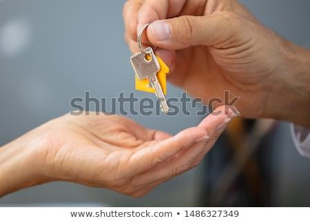 keys handover stock photo © photography33