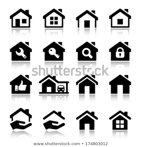 Searching house House Stock photo © carbouval