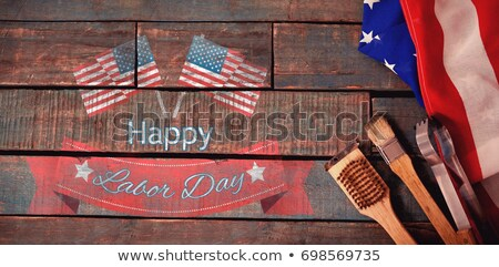 happy laborer, studio shot Stock photo © photography33