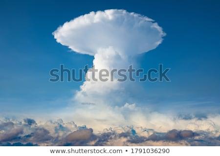 atomair · explosie · schok · golf · brand · abstract - stockfoto © tuulijumala