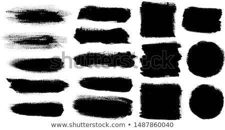 Toile utilisé peinture peinture fond artiste Photo stock © HectorSnchz