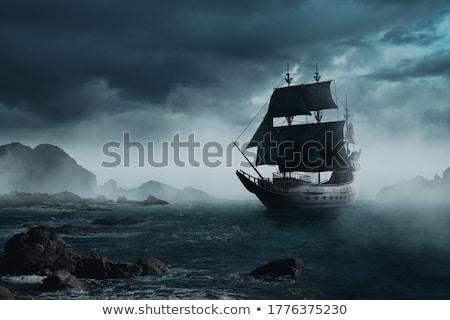 sailor fantasies Stock photo © dolgachov