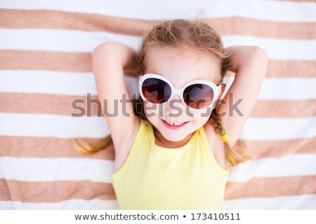 Child's beach towel Stock photo © photography33