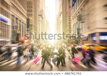 Broadway and 34th Street in NYC Stock photo © art2002