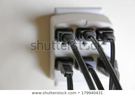 Available AC Power Outlet Stock photo © ca2hill