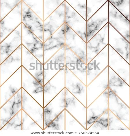 Metalen tegels bouw ontwerp metaal industriële Stockfoto © shawlinmohd