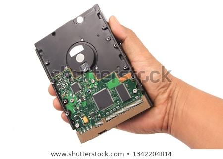 ordinateur · image · appareil · sécurité - photo stock © stevanovicigor