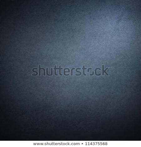 Blauw grijs grunge kaart sjabloon groot Stockfoto © maxmitzu