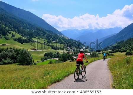 pejo   italy stock photo © antonio-s