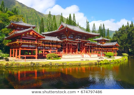 Byodo-in Temple Stock photo © vichie81
