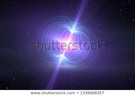 zon · donkere · ruimte · dood · planeet · adem - stockfoto © 7activestudio