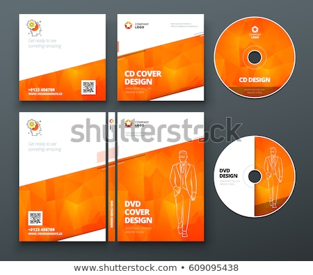 DVD Cover Stock photo © devulderj