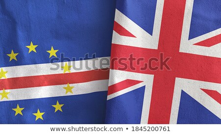 united kingdom and cabo verde stock photo © istanbul2009