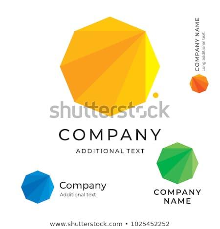 conjunto · abstrato · vibrante · colorido - foto stock © marish