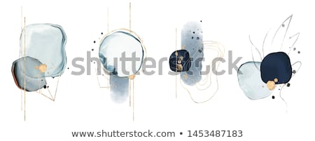 abstract modern stripped background stock photo © orson