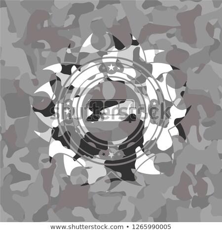 álca katonaság kanapé hadsereg katona kanapé Stock fotó © popaukropa