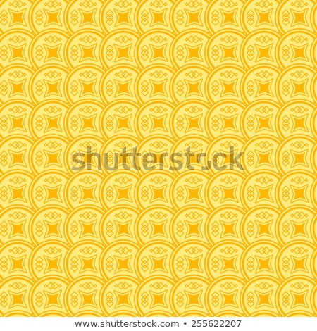 golden coins seamless pattern stock photo © day908
