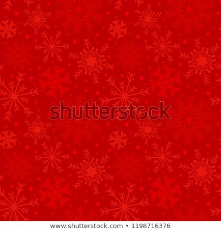 снежинка · праздник · подарки · аннотация · дизайна - Сток-фото © creativika