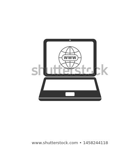 seo · optimalisatie · laptop · scherm - stockfoto © tashatuvango