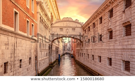 bridge of sighs stock photo © givaga