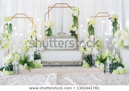 красивой Свадебная церемония лет другой Сток-фото © ruslanshramko