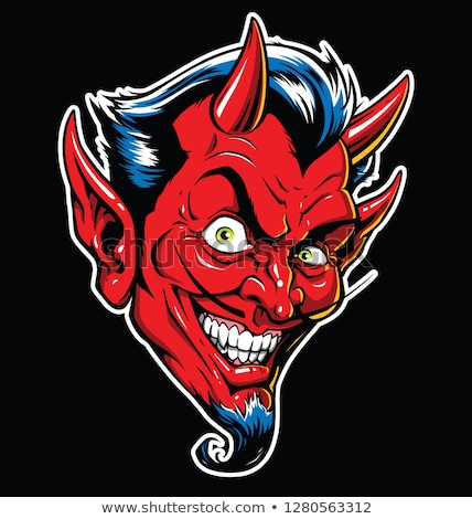 Devil Tattoos Stock photo © cidepix