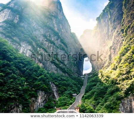 the gates of paradise stock photo © fyletto