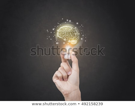 Brain Research Concept Stock photo © Lightsource