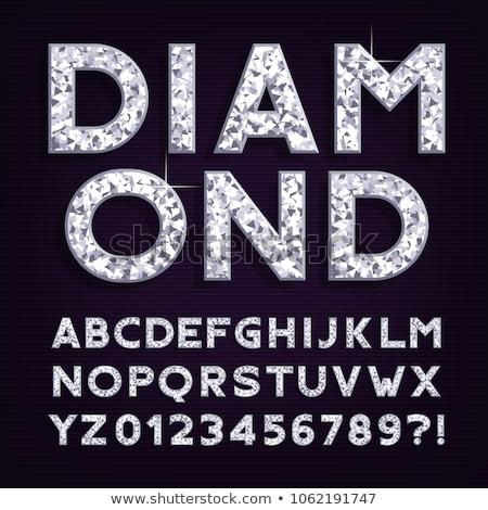Diamond bright Stock photo © nicemonkey