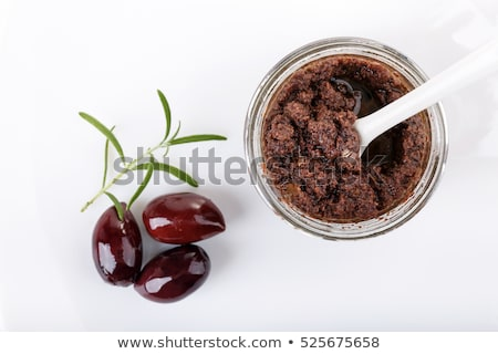 Olive paste Stock photo © ChrisJung