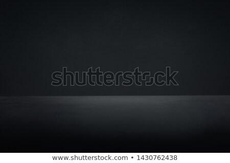 abstract grunge based black design Stock photo © pathakdesigner