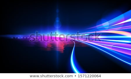 Colorful Highway Flare Stock photo © ArenaCreative