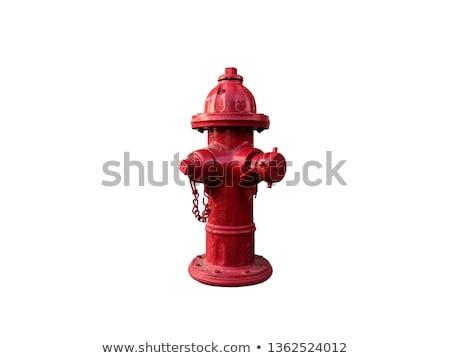 Old Fire Hydrant Cap Stock photo © jadthree