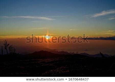 Sun Pillar Stock photo © suerob