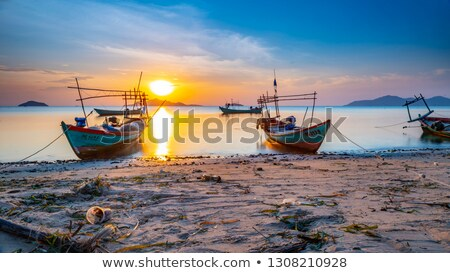 Plage Cambodge côte asian tropicales Asie Photo stock © travelphotography