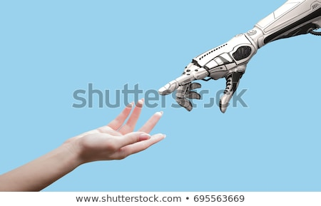Robot Hand Stock photo © AlienCat