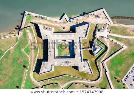 St. Augustine Fort, Castillo de San Marcos National Monument Stock photo © Bertl123