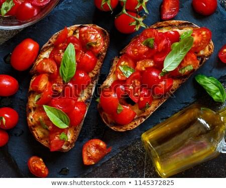 tostadora · rebanadas · brindis · soleado · alimentos · cocina - foto stock © lunamarina