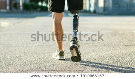 Prosthesis Stock photo © Lighthunter