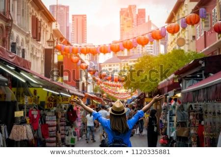 San Francisco örnek görüntü kamu alan erdem Stok fotoğraf © Stocksnapper