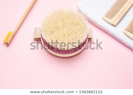 Bathing Spa Kit With Sea Salt stock photo © AndreyPopov