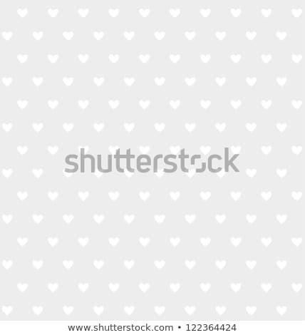 Symmetrie abstract papier hart Rood glas Stockfoto © CaptureLight