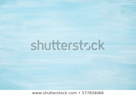 Light Blue Colored Wooden Boards  Stock photo © Melpomene