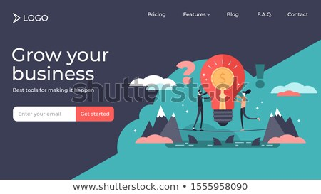 Failure To Innovate Stock photo © Lightsource