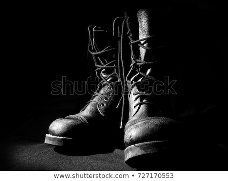 military boots stock photo © philipimage