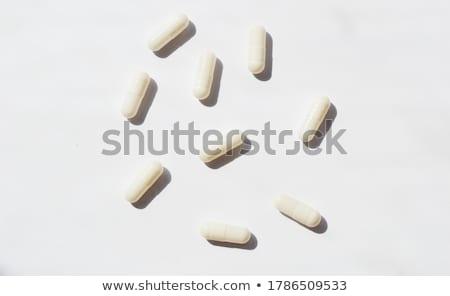 gray pills Stock photo © Mikko