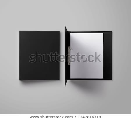 пусто · шкаф · файла · документы · бизнеса · служба - Сток-фото © nito